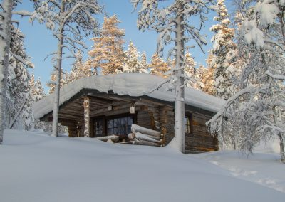(10) Jávri wilderness cabin
