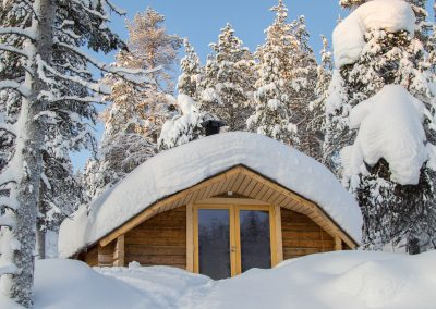 (11) Jávri wilderness cabin